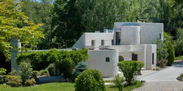 L'art du béton, les maisons de Georges Adilon