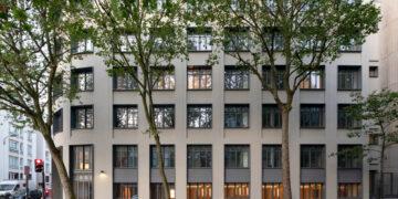 Un témoin de l'architecture brutaliste transformé en logements