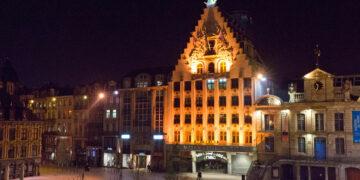 Lille, une métropole de brique et béton